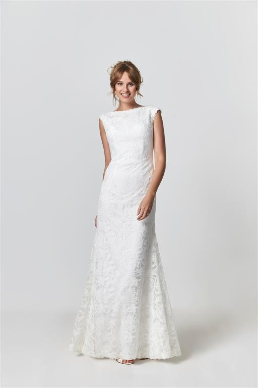Bridal gowns by leading wedding dress designers from Midland Bridal Shop: Bridal Hall, Ballybrittas, Laois